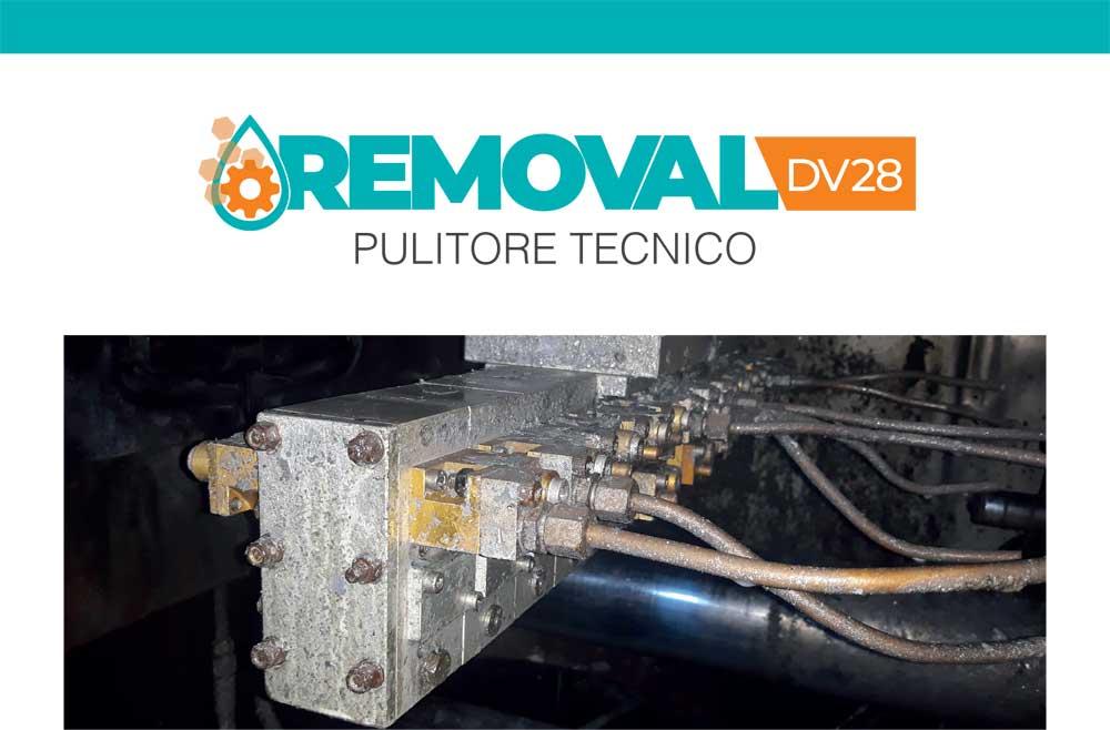 REMOVAL DV 28 - PULITORE TECNICO